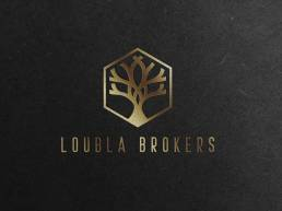 Loubla Logo Design South Africa